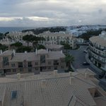 Roof view looking towards Albufeira