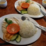 Hainan Chicken Rice - Breast & Thigh meat options