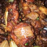 Chilli Chicken with Peppers
