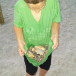 Great shell hunting!