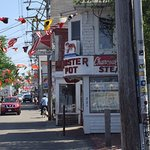 World famous Lobster Pot