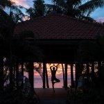 Yoga & fitness pavilion