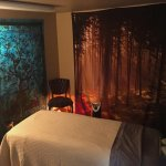 Our second massage space, Willow