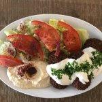 Photo of baharat falafel