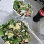 Salad made to order