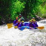 Upper Roaring Fork - High water