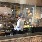 The kitchen at DO & CO Albertina