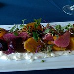 Oh, what a wonderful beet salad - best I've ever had!