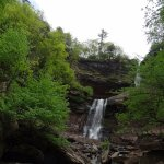 Kaaterskill falls in the area