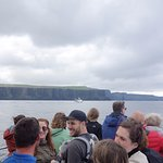 view to cliffs of moher