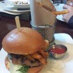 $14 California burger.