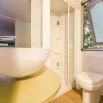 Greensky bagno con doccia