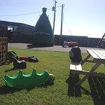 Hook Head picnic site
