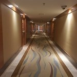 Way to the rooms
