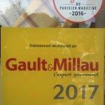 Gault et Millau 2017 - Les Fines Gueules 2016, Le Parisien