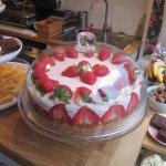 strawberry cheesecake!!!!