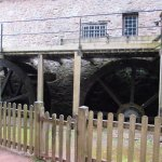 Dunster water mill