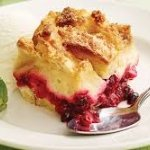 NEW - Summer Berry Bread & Butter Pudding