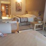 Junior Suite + Sofá cama + Cuna