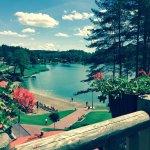 Nice view, nice weather, nice hotel