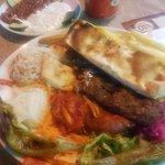 The Adana Kebab!