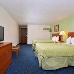 Two Queen Beds Junior Suite