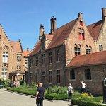 Courtyard views of Site Oud Sint Jan