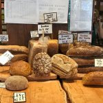 a range of wonderful breads