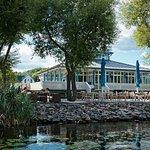 Außenansicht Hafenrestaurant