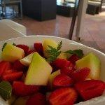 Fruit salad!!Smelling summer..