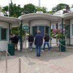 Göteborg, Liseberg, ticket booths