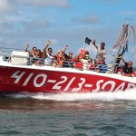 Bring the whole gang on our 12 passenger Parasailing Boats!