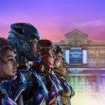 Power Rangers - Hollywood Cinema Great Yarmouth 2017