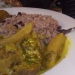 Curry Chicken and Brown Rice