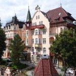 Photo de Hotel Smetana-Vysehrad