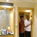 With Housekeeping GSA Pushpendra Saini