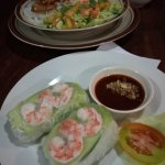 Wonderful dinner at pho hita~ if you're sick with oily good in bali, this is a great place for r