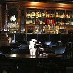Red Wing Shoe Leather pub Seats & Tables