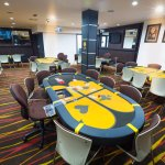 Poker Room at Best Western Irazu Hotel & Casino