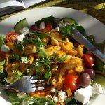 Cajun Chicken Salad - delicious!