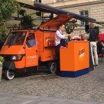 Aperol spritz wagon