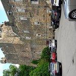 Lumley castle banquet