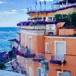 the colors of the Covo Dei Saraceni