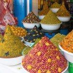 Nearby medina shops