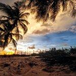 Pôr do Sol em Praia da Guia, São Luis-MA. Foto: @wilsonmenezes126