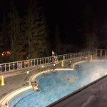 Photo de Banff Upper Hot Springs
