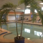 Pool in Fitness Center