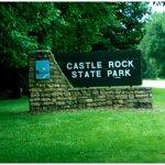 Entrance to Castle Rock State Park