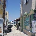 Lovely beach bar