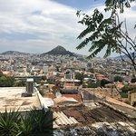 Athens free walking tour. June 2017